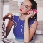 Sasha Luss Russian model