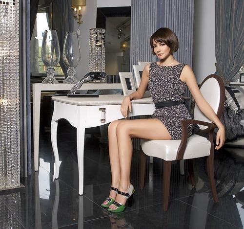 Tatiana Gevorkian - Russian TV presenter, actress