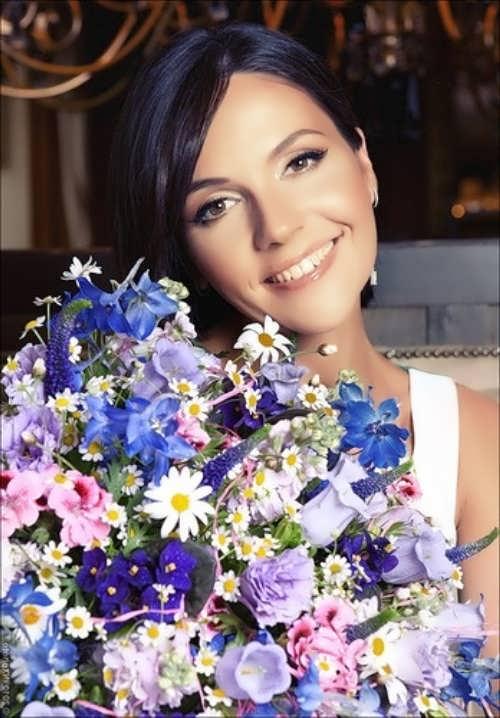 Chernobrovina Anastasia TV presenter