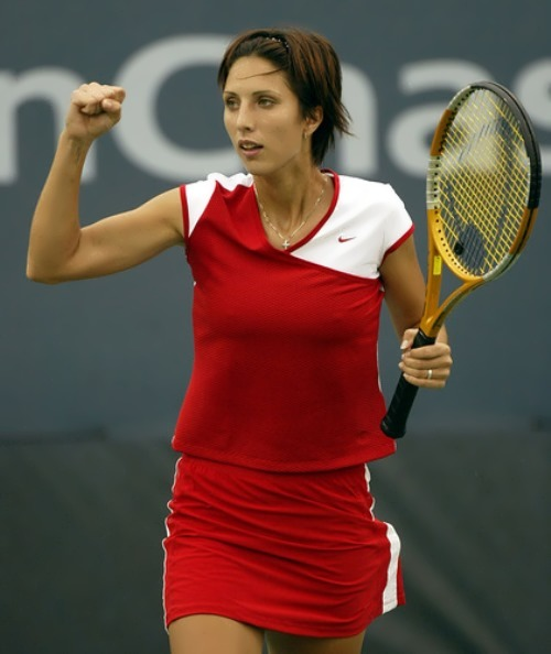 Myskina Anastasia tennis player