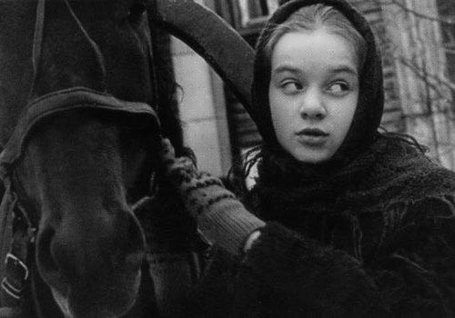 Terekhova Anna actress