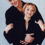 Astonishing Elena Berezhnaya and Anton Sikharulidze. 1999