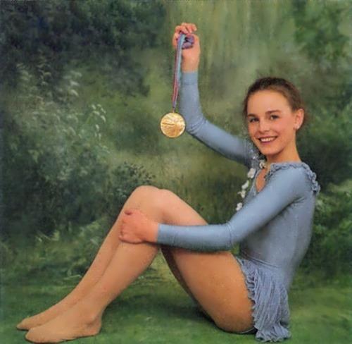 Daria Grinkova Skating Bardzo podobal mi sie takze