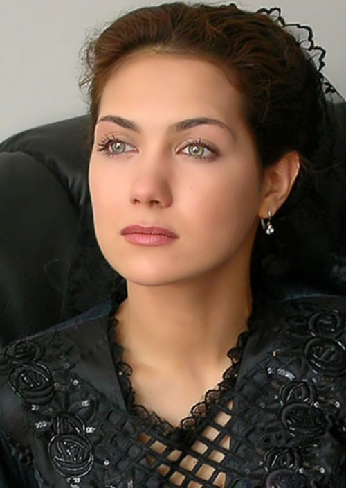 Ekaterina Klimova, film actress