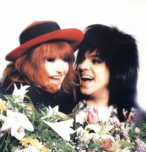 Kirkorov and Alla Pugacheva