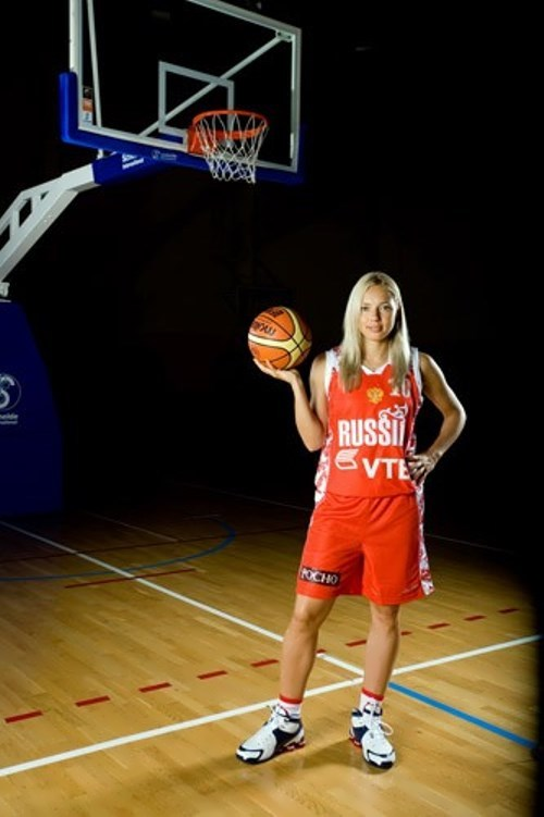 Korstine Ilona basketball player