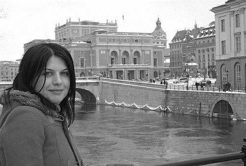 Rossius Irina TV presenter