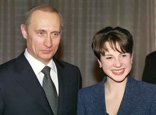 Slutskaya Putin