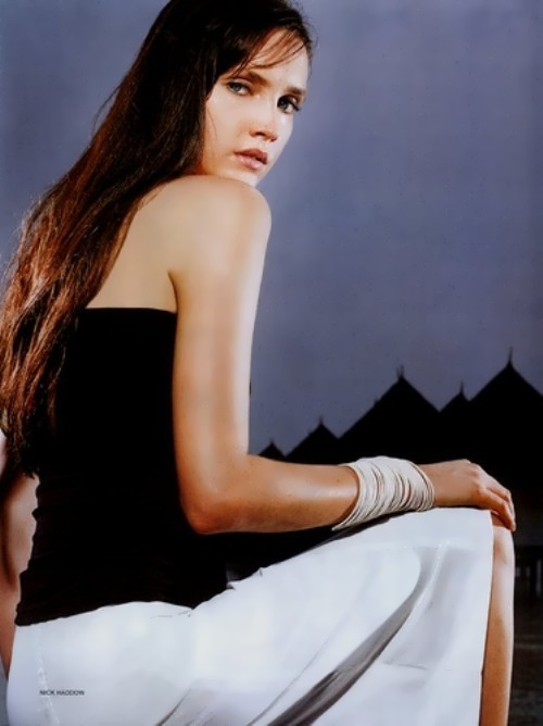 Egorova Lidia model