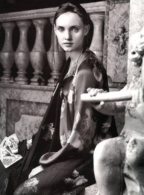 Lidia Egorova, model