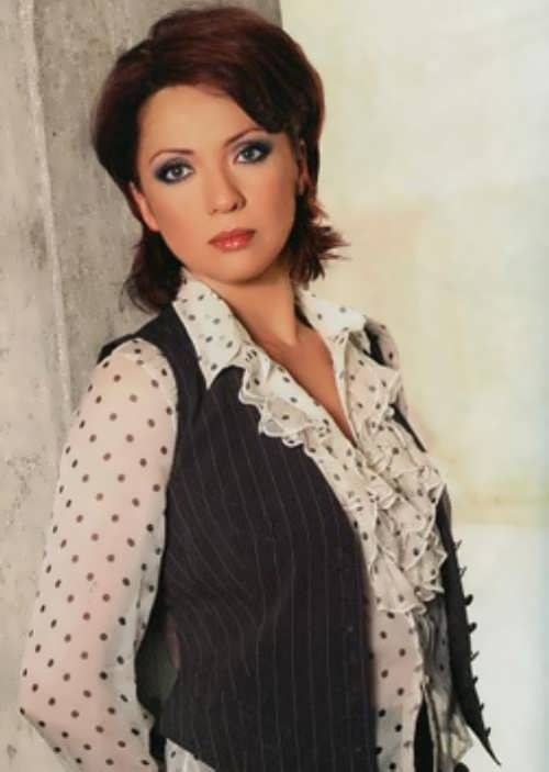 Drozdova Olga actress