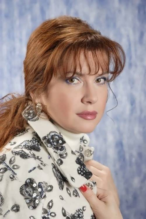 Sotnikova Vera actress