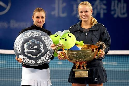 Zvonareva Vera tennis player