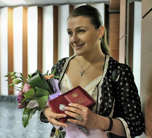 Melnikova Anastasia actress