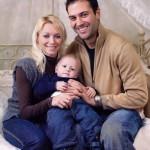 Berezhnaya, Cousins and their son