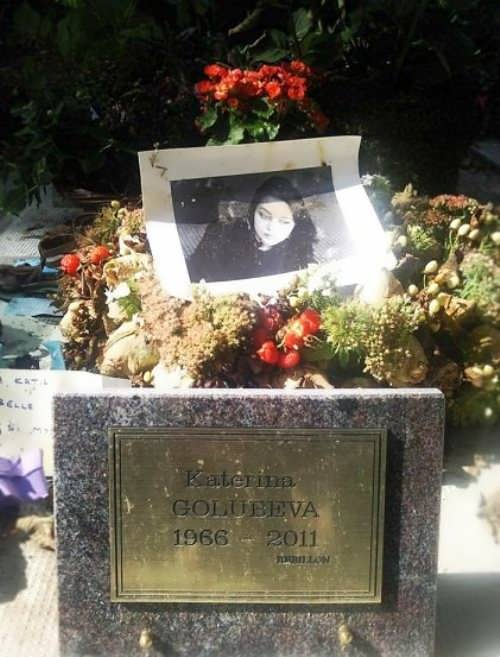 Golubeva Grave