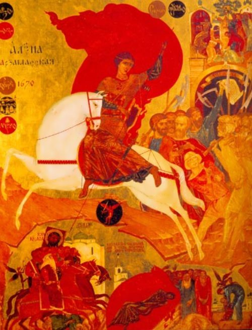 Arzamasskaya alena heroic woman