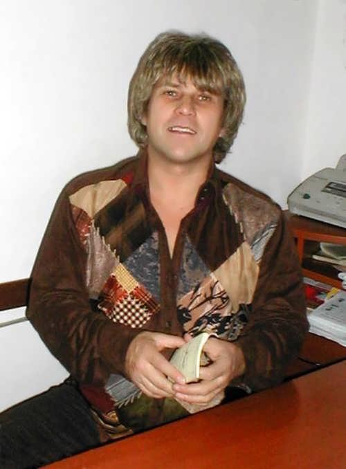 Glyzin Alexei singer