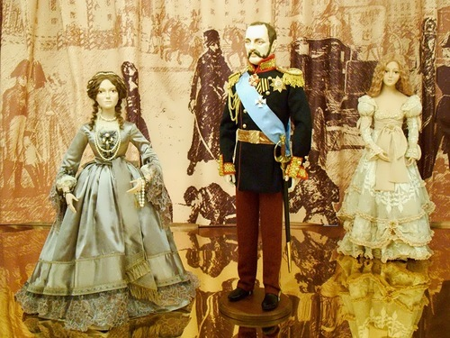 Alexander II and Maria Alexandrovna
