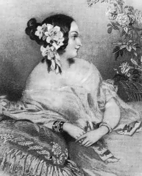 Countess Elena Zavadovskaya