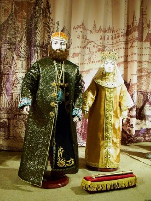 Ivan III and Sophia Paleolog