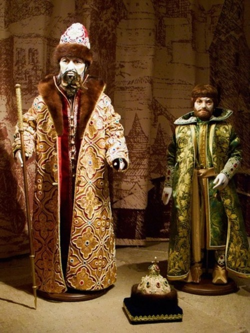 Ivan IV the Terrible and Malyuta Skuratov