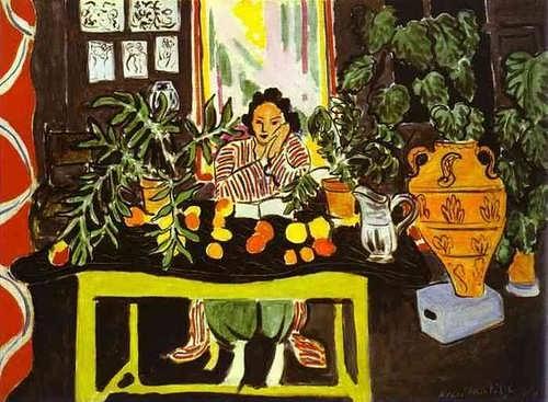 Delectorskaya Lydia muse of Matisse