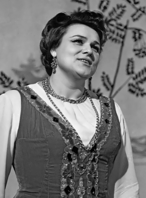 zykina legend of soviet music