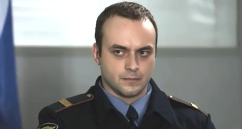 Shegolev Maxim actor
