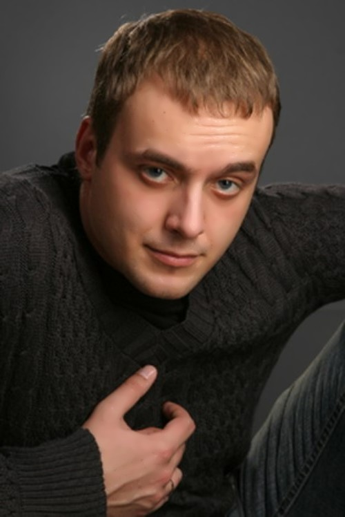 Maxim Shegolev, actor