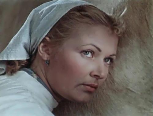 Cherednichenko Nadezhda actress
