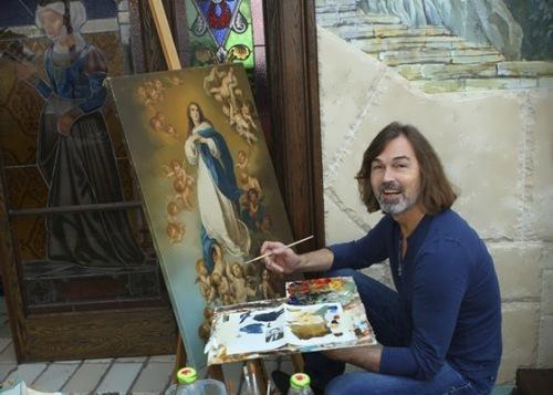 Safronov Nikas artist