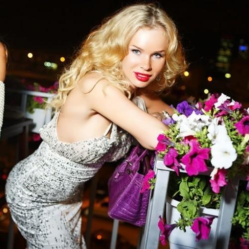 Olga Kurbatova – beautiful Russian blonde