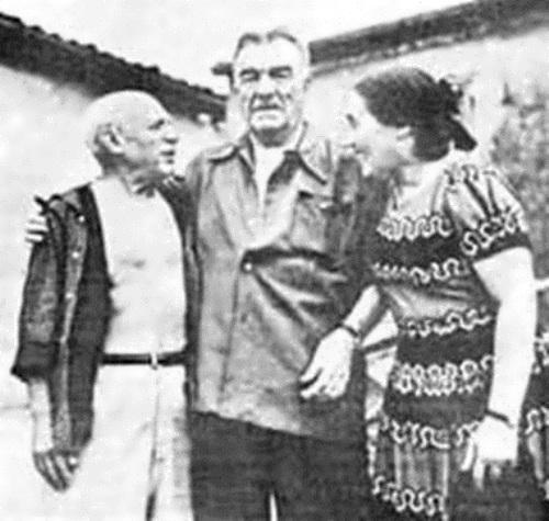Picasso, Fernand and Nadezhda