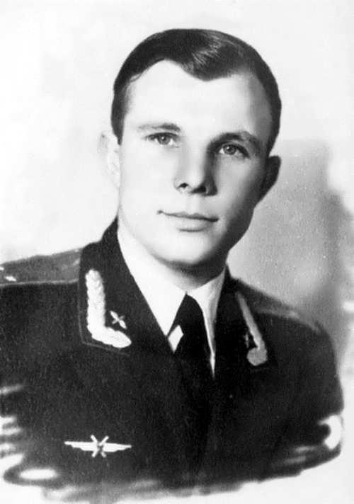 Yuri Alekseyevich Gagarin - first cosmonaut