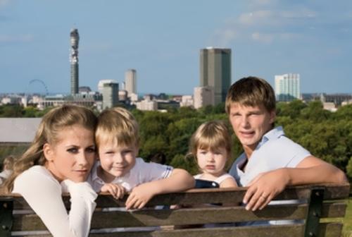 arshavin family