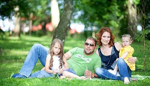kiseleva family