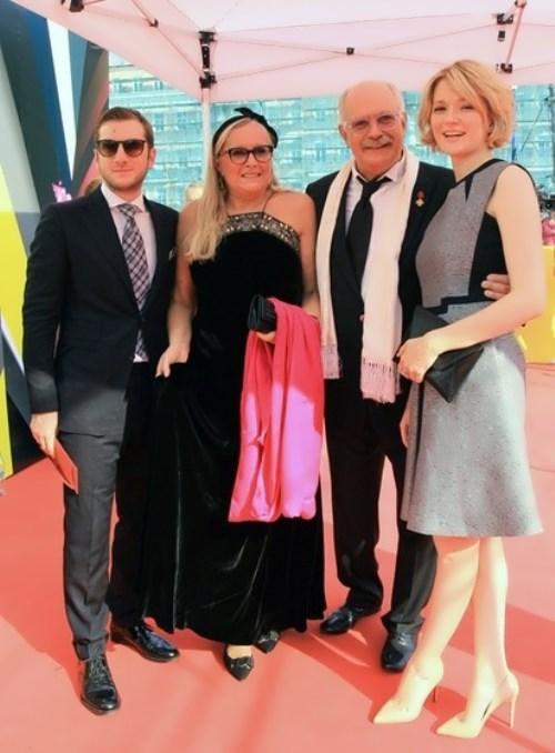 mikhalkova family