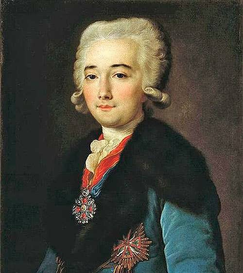 Alexander Dmitriev-Mamonov