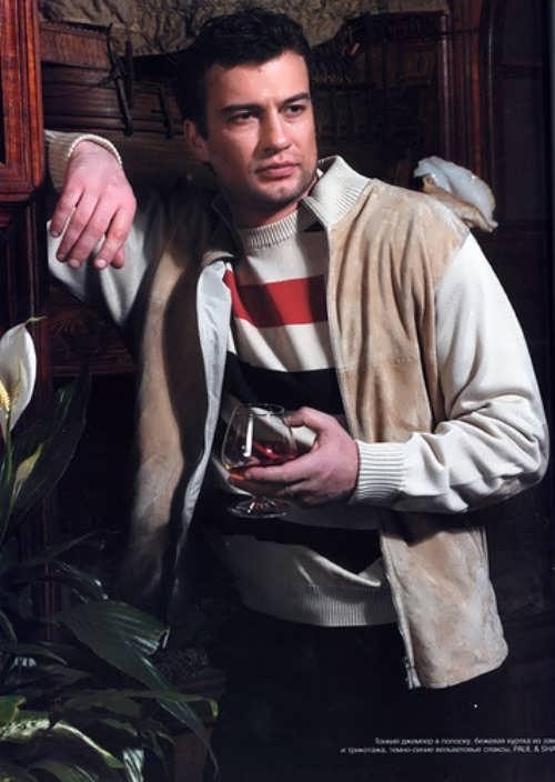 Chernyshev Andrei actor