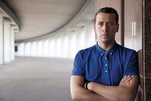 Merzlikin Andrey actor