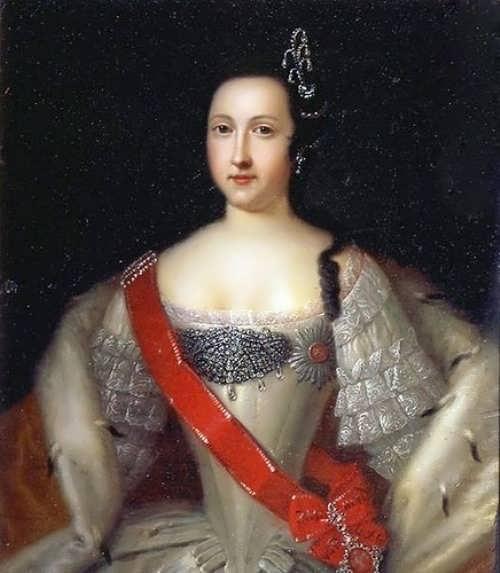 Anna Leopoldovna, regent of Russia