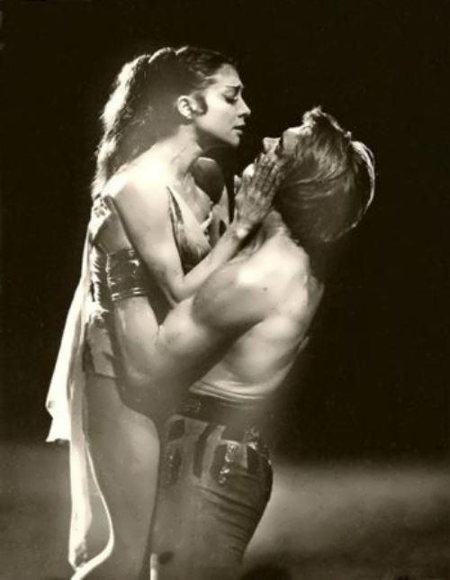 Ekaterina Maximova, Vladimir Vasiliev - Russian ballet dancers