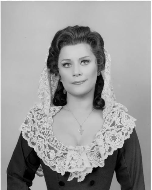Obraztsova Elena opera singer