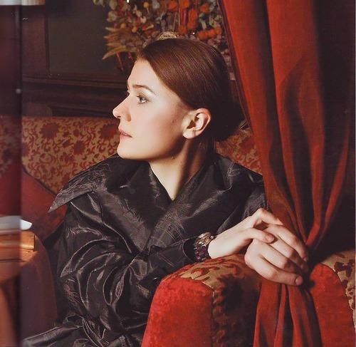 Masha Golubkina Russian actress