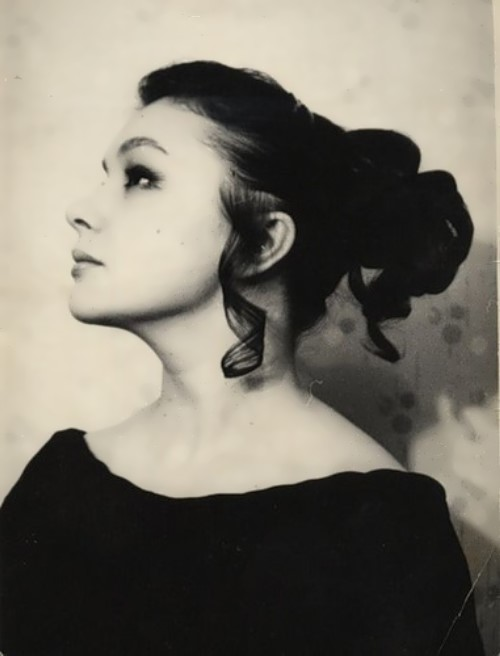 Poroshina Maria actress
