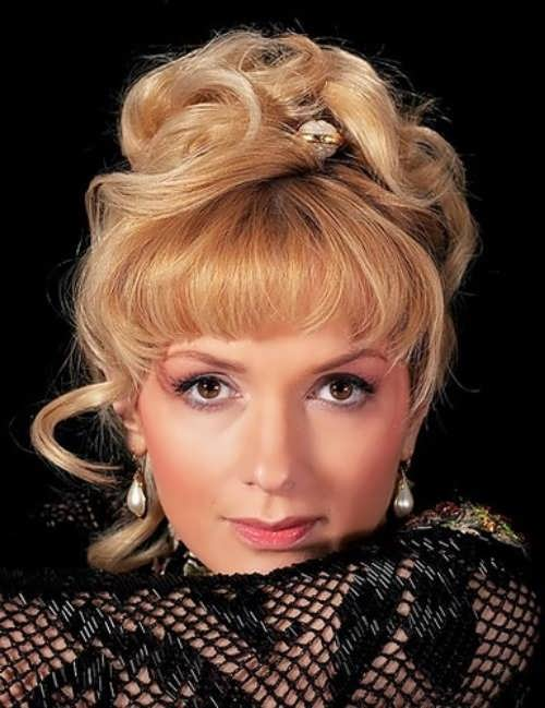 Maria Poroshina, Russian actress