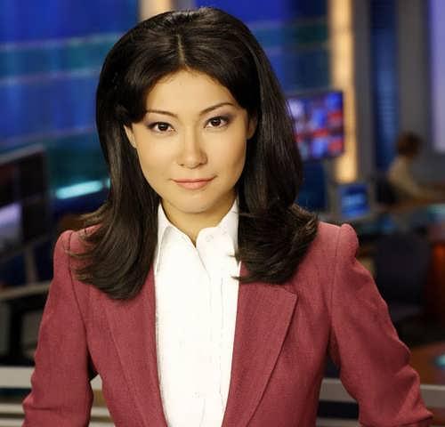 Kim Marina presenter