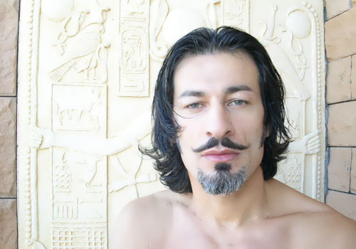 Gusengadzhiev Mukhtar most flexible man