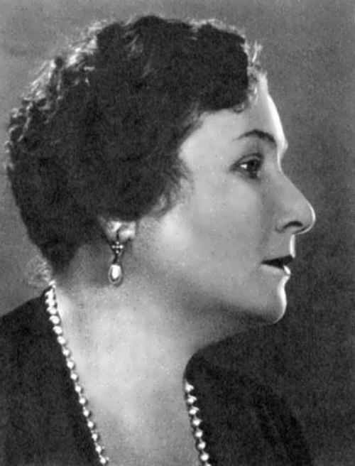 Obukhova Nadezhda opera singer